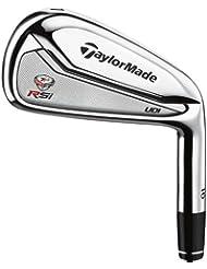 TaylorMade -Hierro de golf (RSi TP UDI 23° N.º4, hierro para drive)