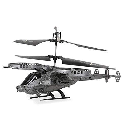 RC AVATAR hubschrauber ferngesteuert,4-Kanal 2,4 GHz Fernsteuerung mit Gyro-Technik,RC Flugzeug Drohne Spielzeug für Kinder (Kanal Hubschrauber Gyro 4)
