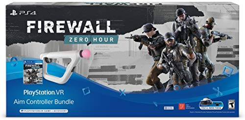 FIREWALL: ZERO HOUR - PLAYSTATION VR AIM CONTROLLE - FIREWALL: ZERO HOUR - PLAYSTATION VR AIM CONTROLLE (1 Games)