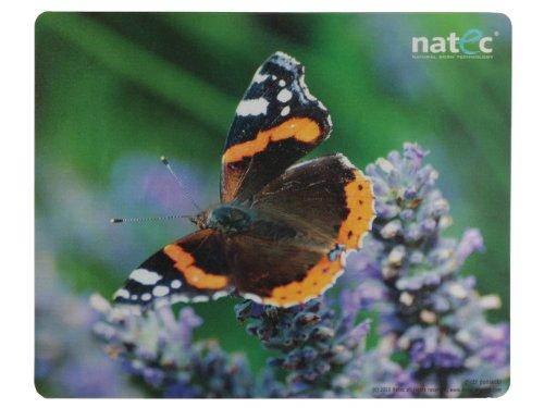 Natec Mauspad FOTO Schmetterling