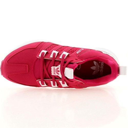 Adidas SL Loop Kid's Running Shoes Multicolore - Rose/blanc