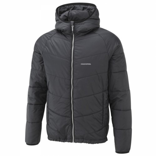 Craghoppers Herren Windjacke Compresslite Packaway Black
