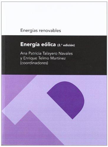 Energía eólica (Serie Energias renovables) (Textos docentes)