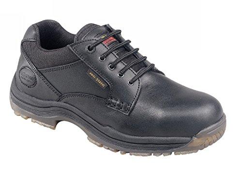 Dr. Martens Sicherheitsschuh Work 0012 - 0310010100008 schwarz Grösse 42 (UK 8) Zertifizierung: EN ISO: 20345: S3 Schwarz