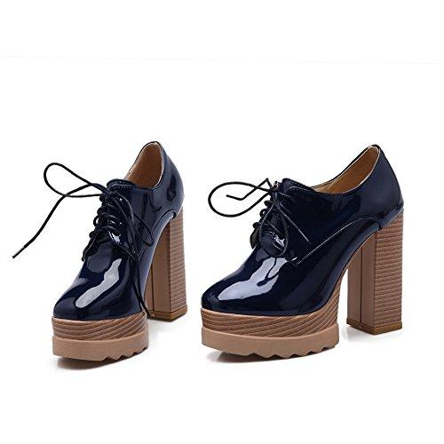 1TO9, Scarpe col tacco donna Blue