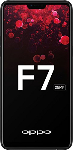 Oppo F7 (Black, 128GB) with Offers