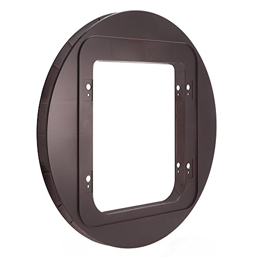 SureFlap Pet Door Mounting Adaptor, Brown