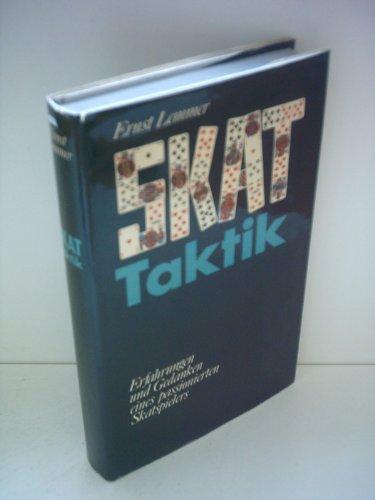 Ernst Lemmer: Skat-Taktik - Erfahrungen und Gedanken eines passionierten Skatspielers [Dt. Bücherbund] [hardcover]