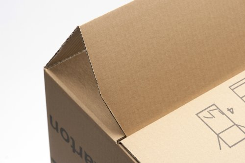 BB-Verpackungen Bücherkartons, 25 Stück, Basic 400 x 330 x 340 mm Bücher Kiste Umzug Karton Box Transport Verpackung - 2