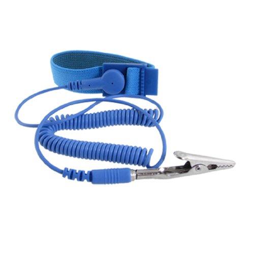 Li-ly/Anti bracelet statique reliant /à la terre le bracelet de bande dESD de d/écharge d/électricit/é
