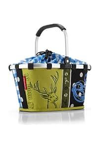 Reisenthel Carrybag XS, Einkaufskorb, Tasche, Korb für Shopping, klein, Special Edition bavaria / Bayern bunt gemustert, BN5022