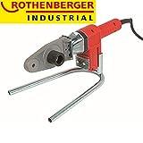 Rothenberger Industrial Muffenschweißgerät, 650 Watt, inkl. Koffer