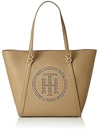 Tommy Hilfiger Damen Fashion Novelty Perf Tote, 13 x 31 x 33 cm