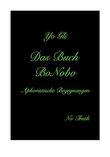 Das Buch BoNobo: Aphoristische Begegnungen