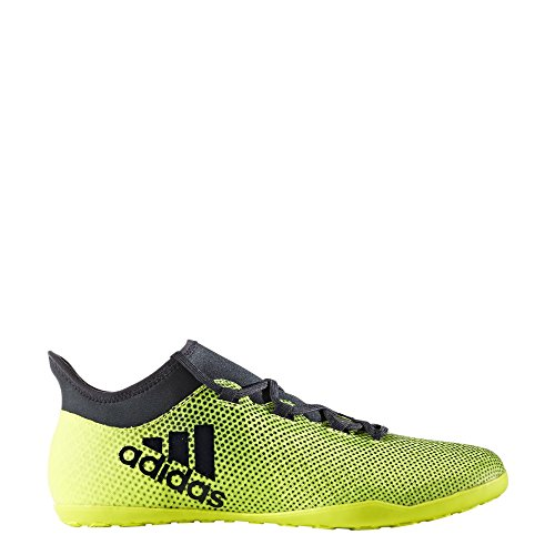 new style 31e6f fbff0 adidas X Tango 17.3 in, Chaussures de Futsal Homme, Jaune (Amarillo Tinley