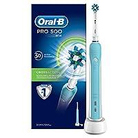 Oral-B Pro 500 Cross Action Şarj Edilebilir Diş Fırçası