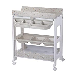 Safety 1st Dolphy Baby Changing Unit, Warm Grey