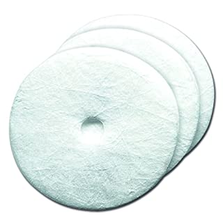 Aztek Cleaning Station Filters, Set of 3, White