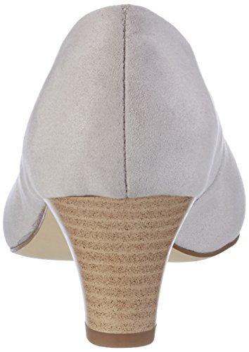 Jenny - Granada, Scarpe col tacco Donna Grau (street,Fucile/kiesel)