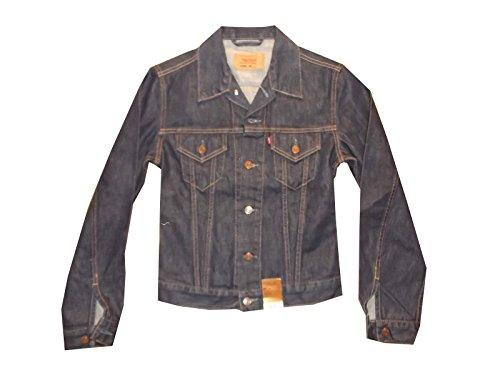 Giubbotto In Jeans Levi's Da Donna slim fit red tab girl trucker Taglia M articolo 70590.04.01