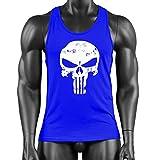 SROTER Herren Tank Top Bodybuilding Fitness Gym Stringer Achselshirts Muscle Shirt