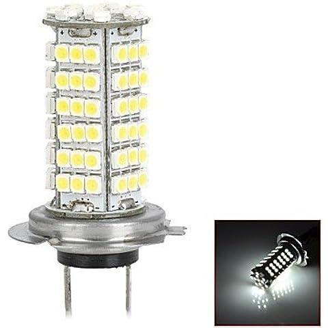 FULLModerna auto lampadina H7 5W 450lm 6000-6500K 102-3528SMD LED del segnale di girata - 2 (Girata Del Lato Del Segnale Indicatore Luminoso)