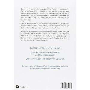 Pack El Libro De Las Pequeñas Revoluciones. Agenda (Imago Mundi)