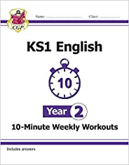 KS1 English 10-Minute Weekly Workouts - Year 2