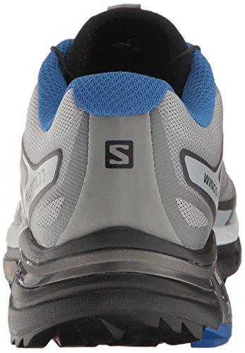 Zapatillas De Trail Running Salomon Wings Pro 2 - Aw17 Gris
