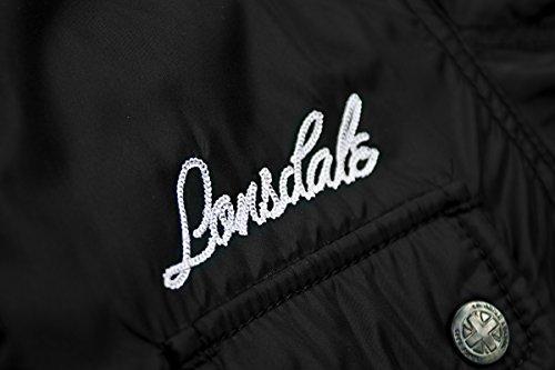 Lonsdale Damen Jacke Jacke CROMFORD Black