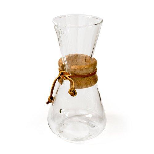 41Vnjw0U3sL. SS500  - Chemex 1-3 Cup Wood Neck Coffee Maker