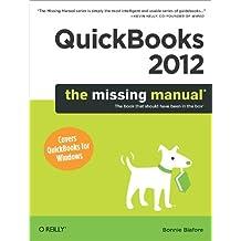 QuickBooks 2012: The Missing Manual