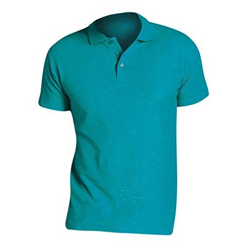 SOLS Herren Summer II Pique Polo-Shirt, Kurzarm Sand