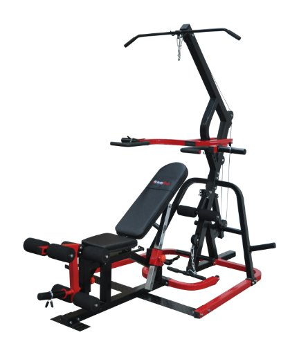 Bodymax CF500 Elite Leverage Gym With Bench and Preacher
