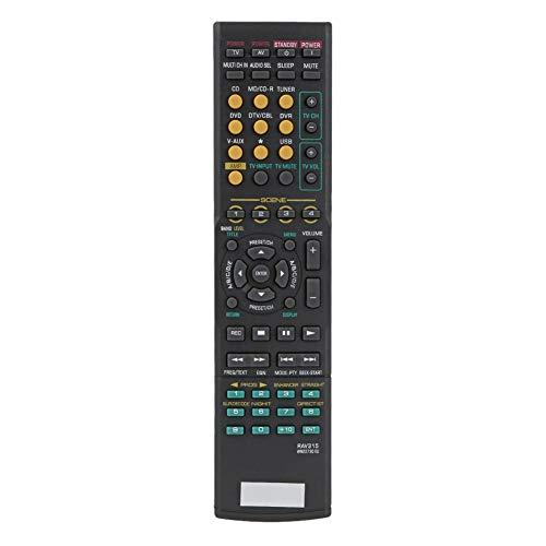 Hermosapoty RAV315 New Remote para Yamaha Home Audio RAV311 WK22730 WK22730EU HTR-6050