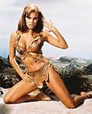 RAQUEL WELCH AS LOANA FROM ONE MILLION YEARS B.C. #8 - Photo cinématographique en couleur - AFFICHE - 60x50cm