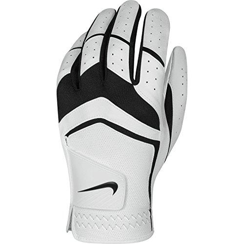 Nike Veste de Dura Feel Gant de Golf (Blanc), M-L-Cadet,...