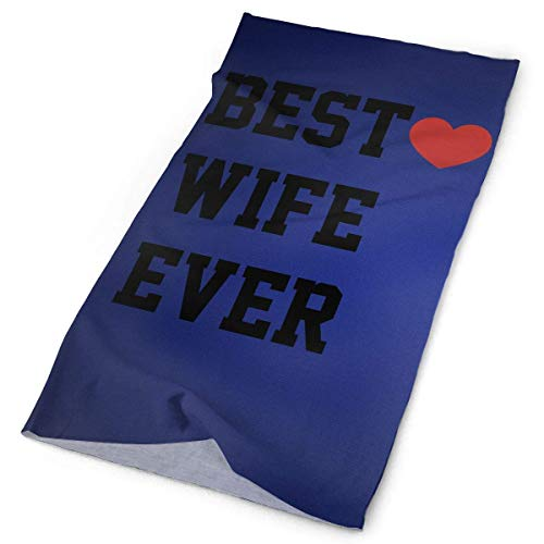 But why miss Funny Wife Ever Outdoors & Daily Headwear,Bandana,Headband,Neck Gaiter,Balaclava,Helmet Liner for Running Riding Skiing Hiking -