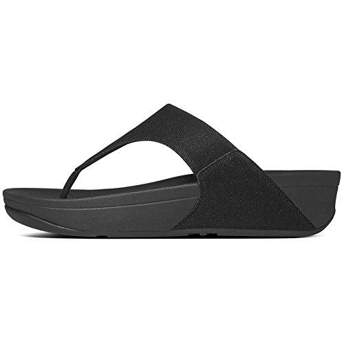 FitFlop™ Super Electra™ Sandals Bronze Black