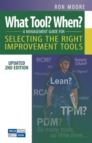 What Tool? When? A Management Guide for Selecting the Right Improvement Tools, Updated 2nd Edition