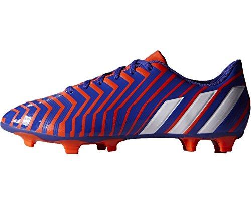 adidas Predito Instinct Firm Ground, Calcio scarpe da allenamento uomo solar rosso/ftwr bianco/notte flash s22