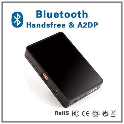 Auto Bluetooth Freisprecheinrichtung A2DP CD Wechsler Adapter Interface AUDI A4(B7) TT (MK2)