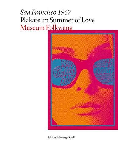 San Francisco 1967 - Plakate im Summer of Love -