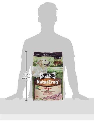 Happy Dog Hundefutter 2558 NaturCroq Welpen 15 kg - 5