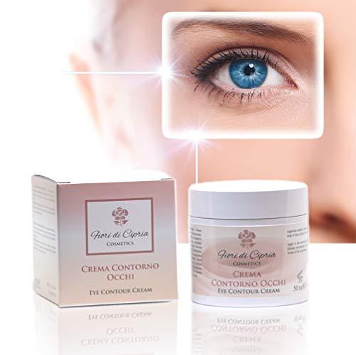 Augenkonturencreme - Feuchtigkeit Und Antifaltencreme Mit Hyaluronsäure, Die Die Hauterneuerung Rund Um Die Augen Und Lippen Anregt - 50 ml