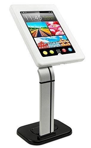Mount-It. Tablet soporte iPad POS soporte de pie soporte para Tablet quiosco, antirrobo, ANTI-TAMPER, catálogo de gabinete con cerradura con soporte para Apple iPad 2, 3, 4, Air