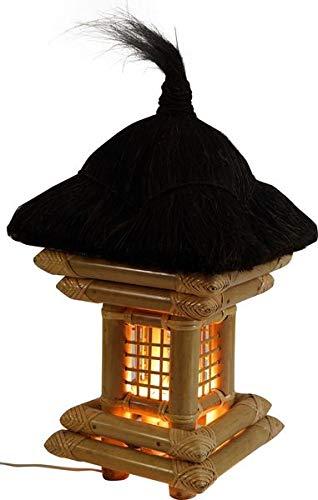 Deko-Garten-Leuchte BALI, japanische Outdoor-Lampe, Stimmungsleuchte, Gartenlicht