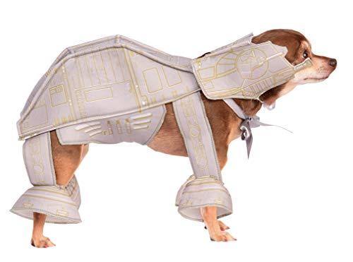 Hunde Kostüm Jedi - Rubie 's Offizielles Pet Dog Star Wars Kostüm at-at