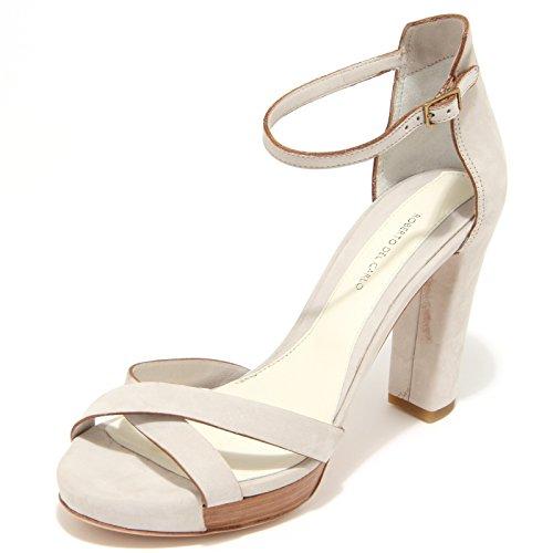 sandalo ROBERTO DEL CARLO JARAK scarpa donna shoes women 61390 [36.5]