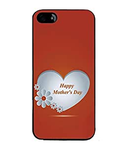 PrintVisa Designer Back Case Cover for Apple iPhone 4S (happy mothers day lovely image)